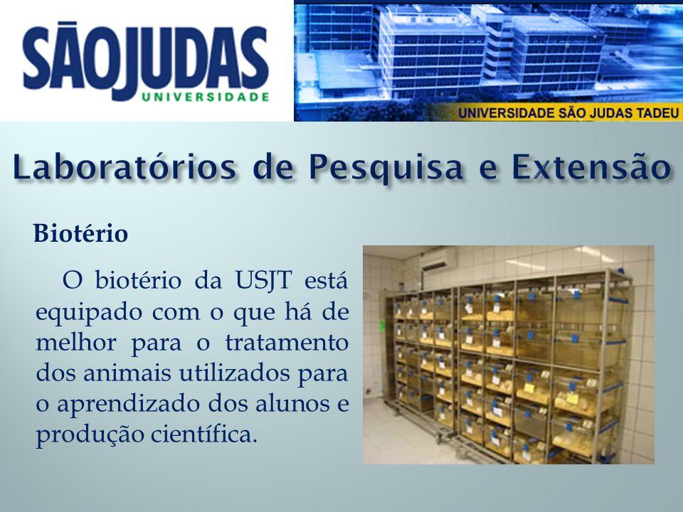 Laboratórios de Pesquisa e Extensão