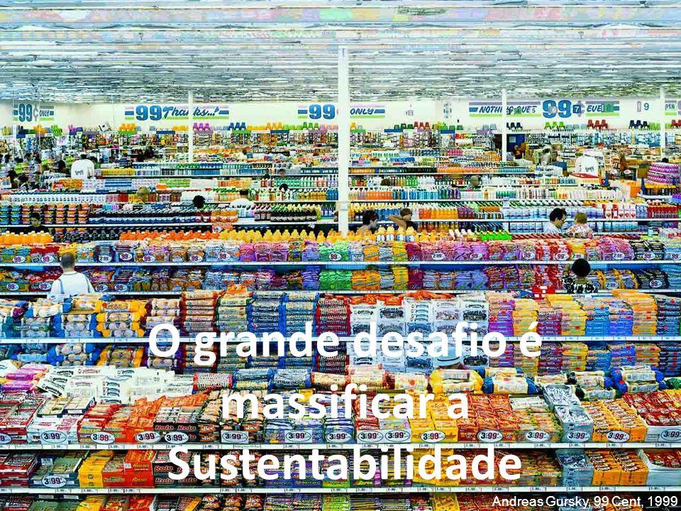 O grande desafio é massificar a Sustentabilidade