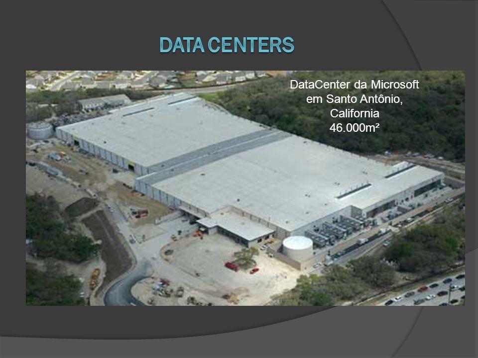 DataCenter da Microsoft em Santo Antônio, California