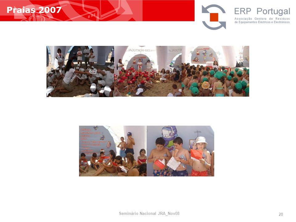 Seminário Nacional JRA_Nov08