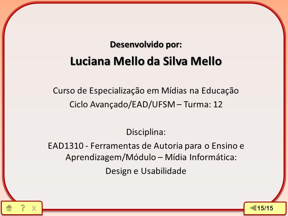Luciana Mello da Silva Mello