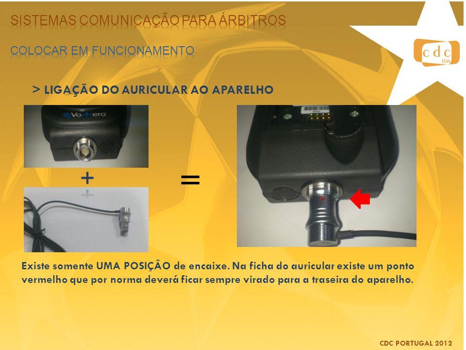 = + Sistemas comunicação para árbitros