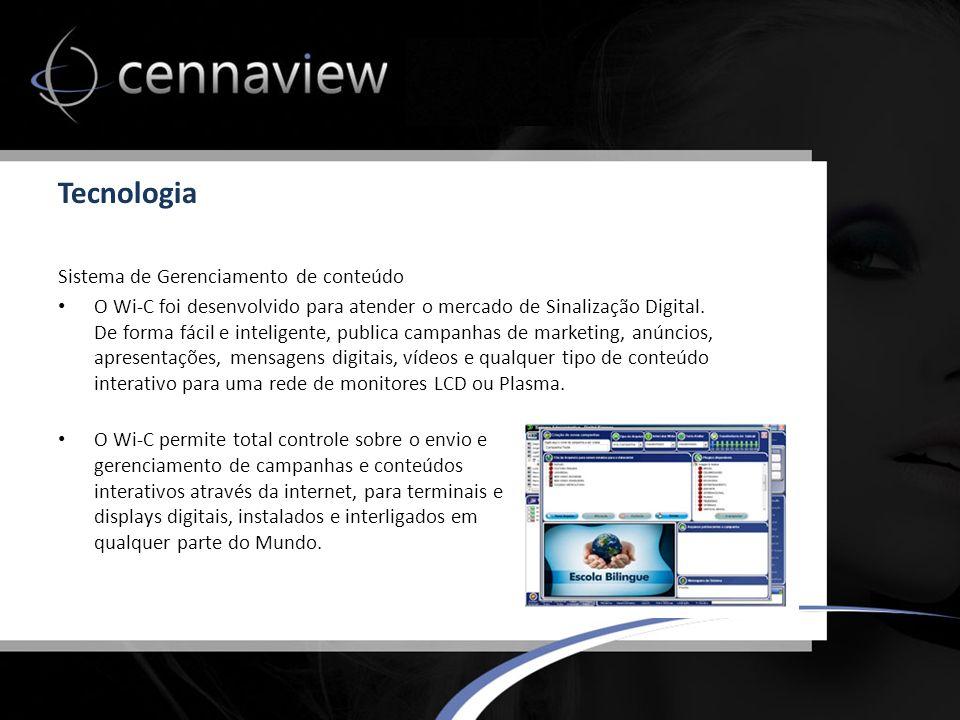 Tecnologia Sistema de Gerenciamento de conteúdo