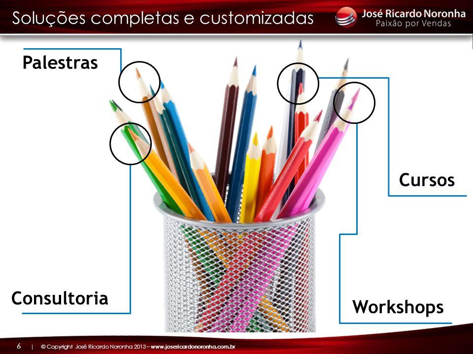 Soluções completas e customizadas