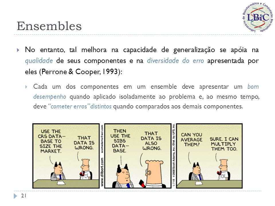 Ensembles