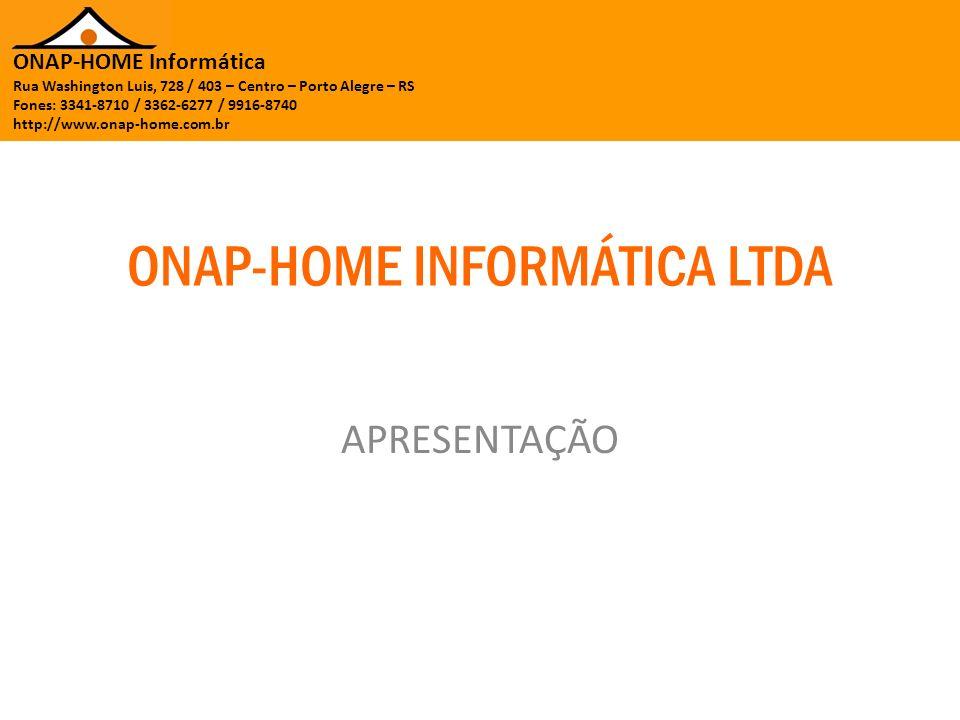 ONAP-HOME INFORMÁTICA LTDA