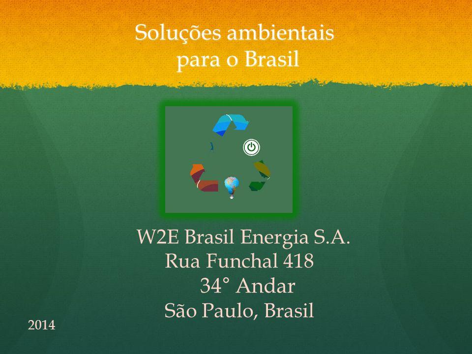 Soluções ambientais para o Brasil