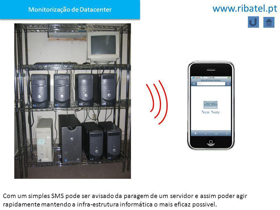 Monitorização de Datacenter