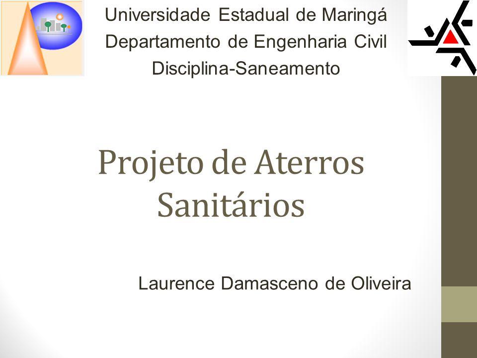 Projeto de Aterros Sanitários