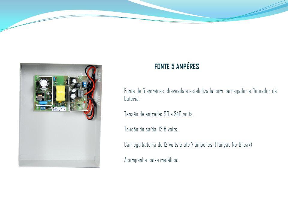 FONTE 5 AMPÉRES