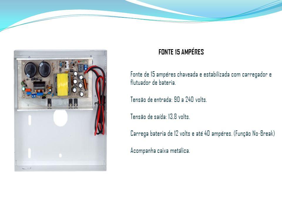 FONTE 15 AMPÉRES