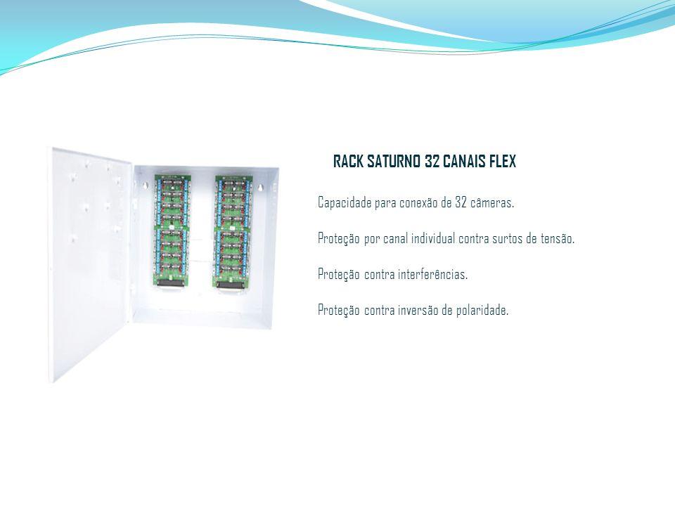 RACK SATURNO 32 CANAIS FLEX