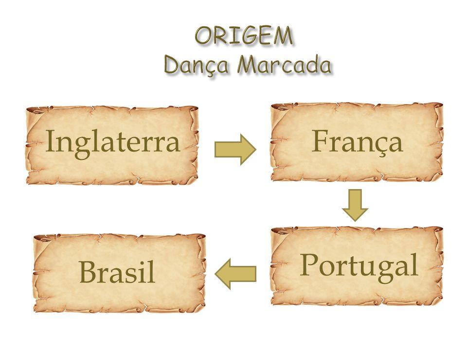 ORIGEM Dança Marcada Inglaterra França Portugal Brasil