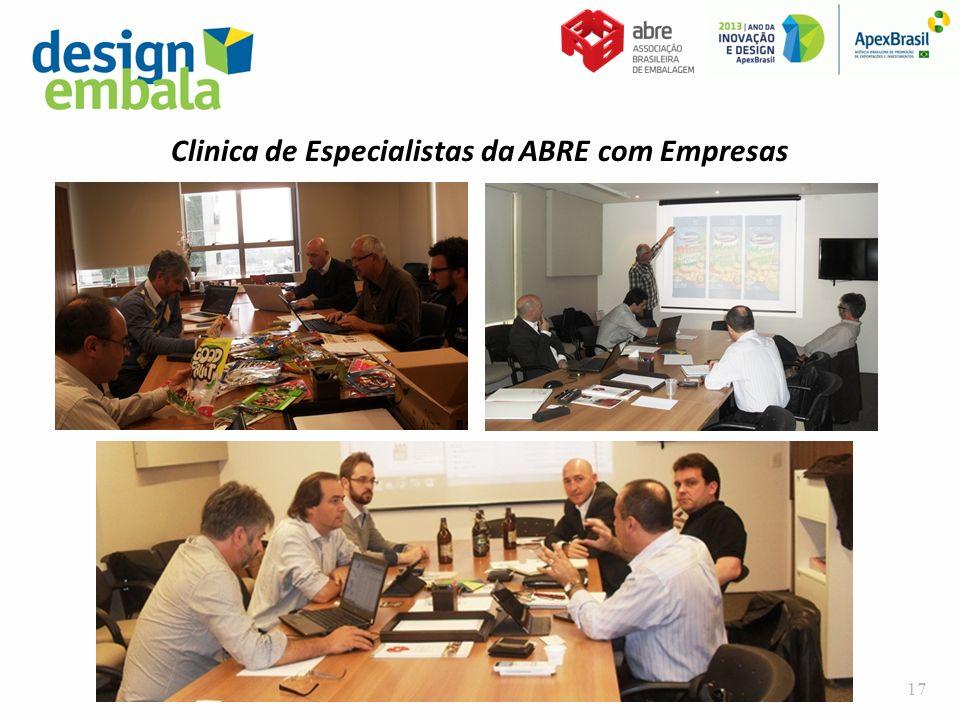 Clinica de Especialistas da ABRE com Empresas