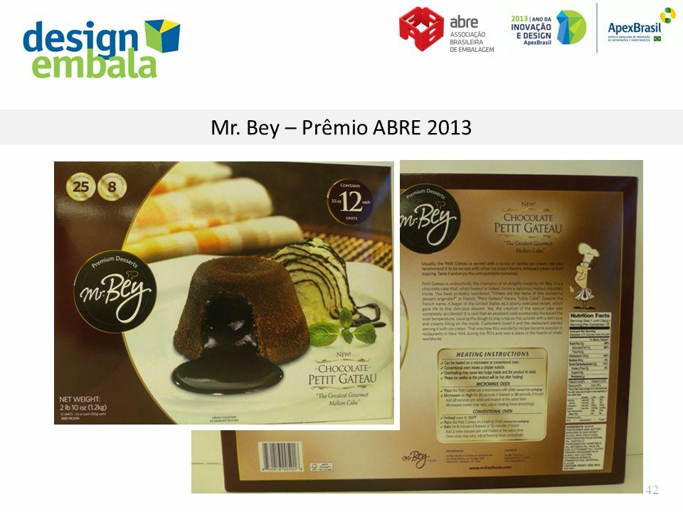 Mr. Bey – Prêmio ABRE 2013