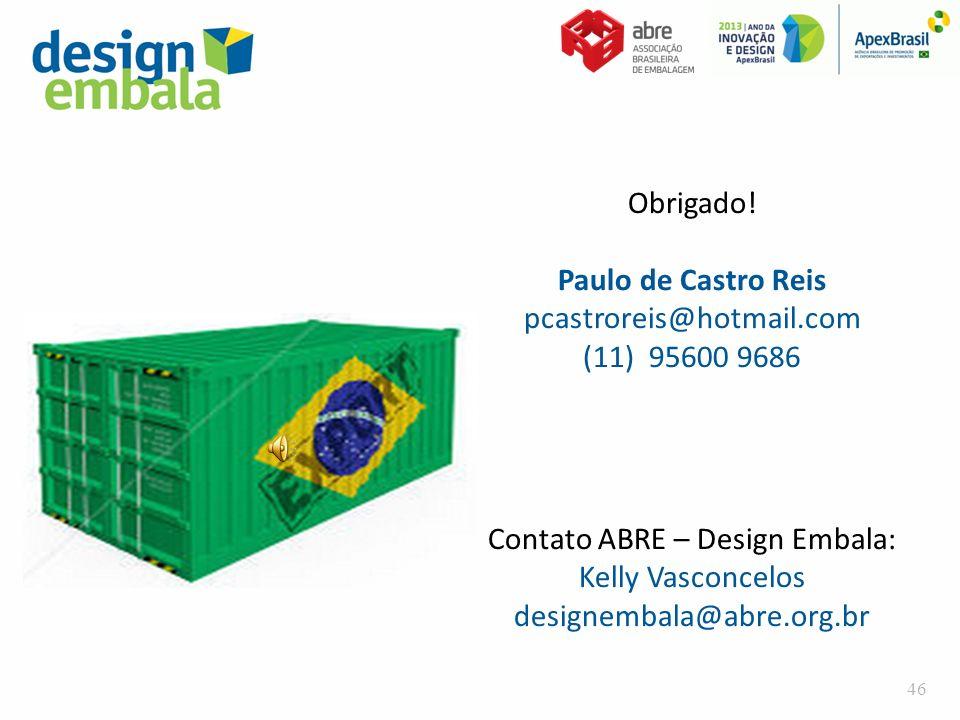 Contato ABRE – Design Embala: