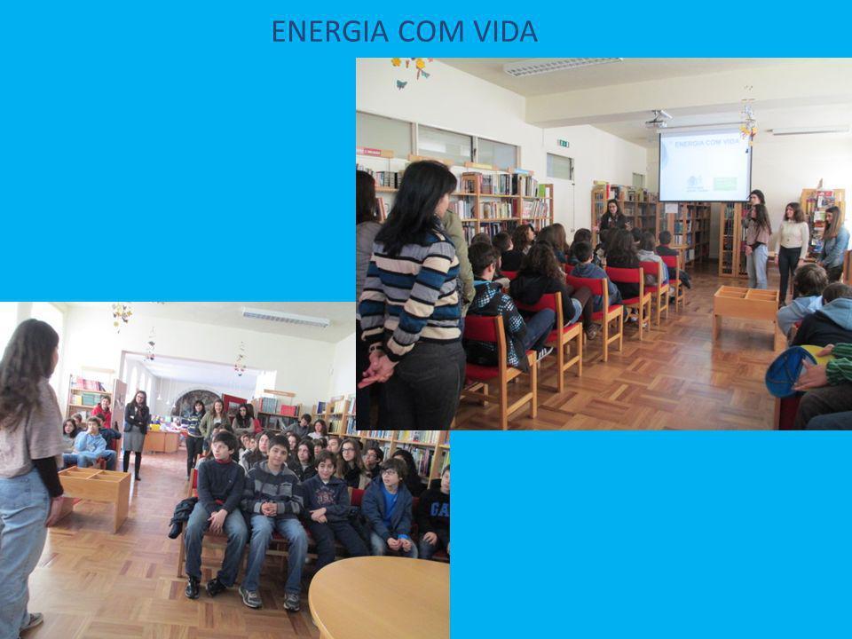 ENERGIA COM VIDA