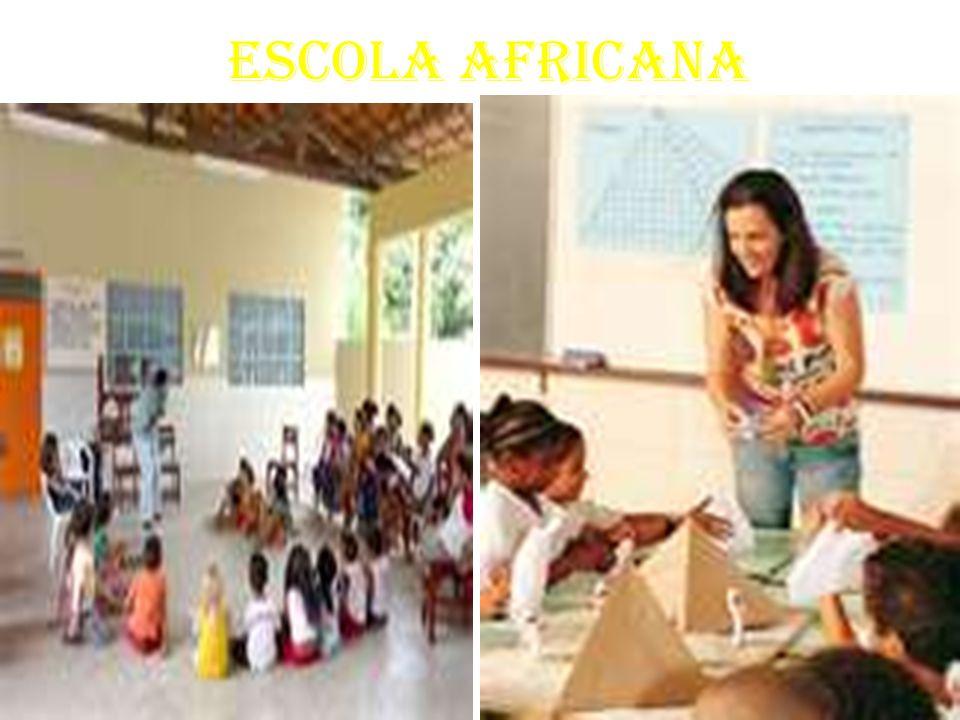 Escola africana