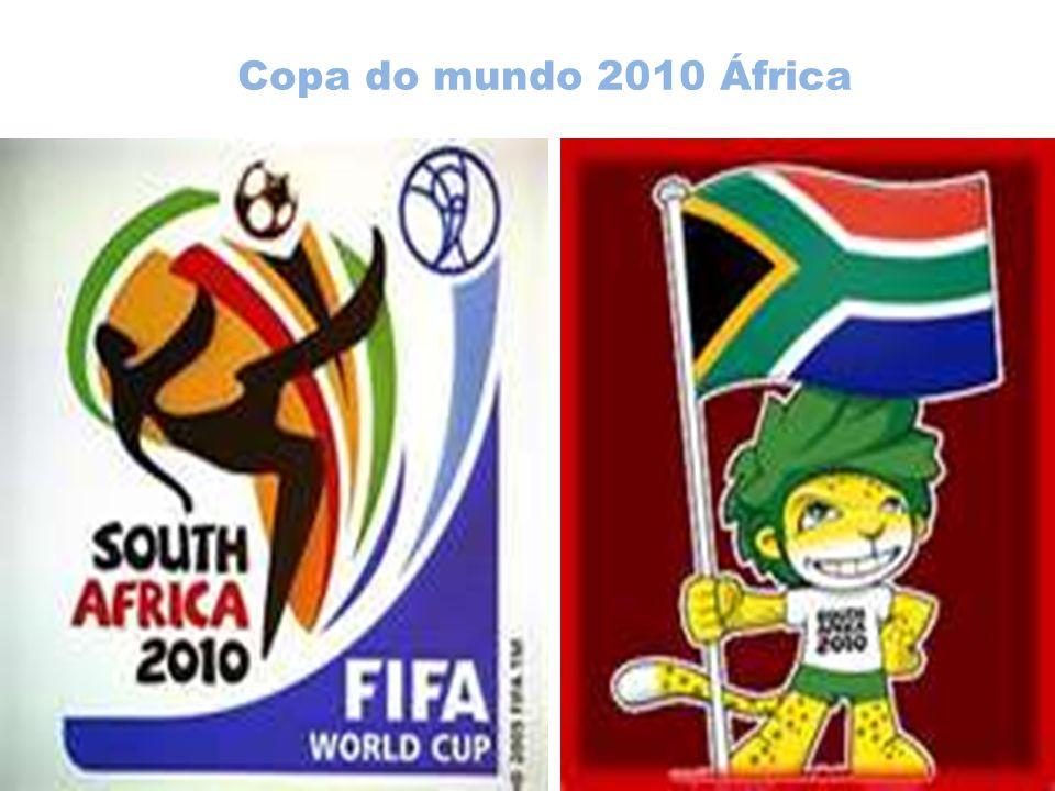 Copa do mundo 2010 África