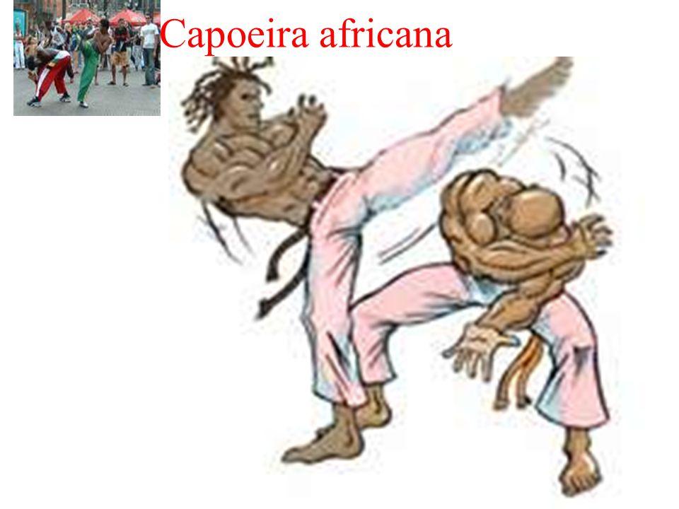 Capoeira africana