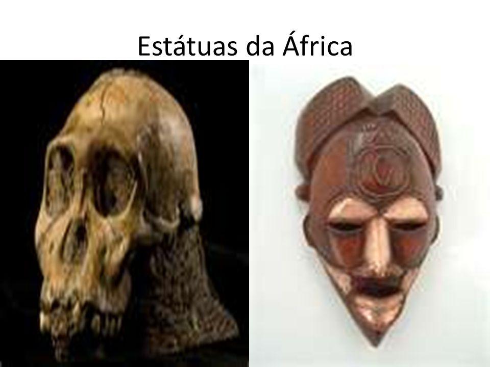 Estátuas da África