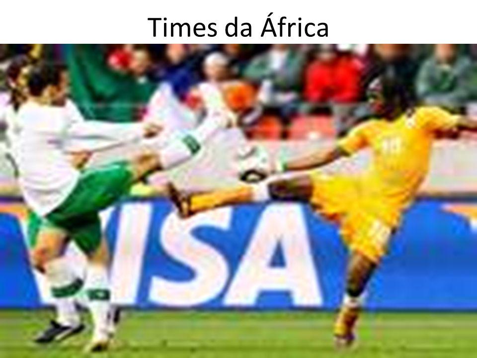 Times da África
