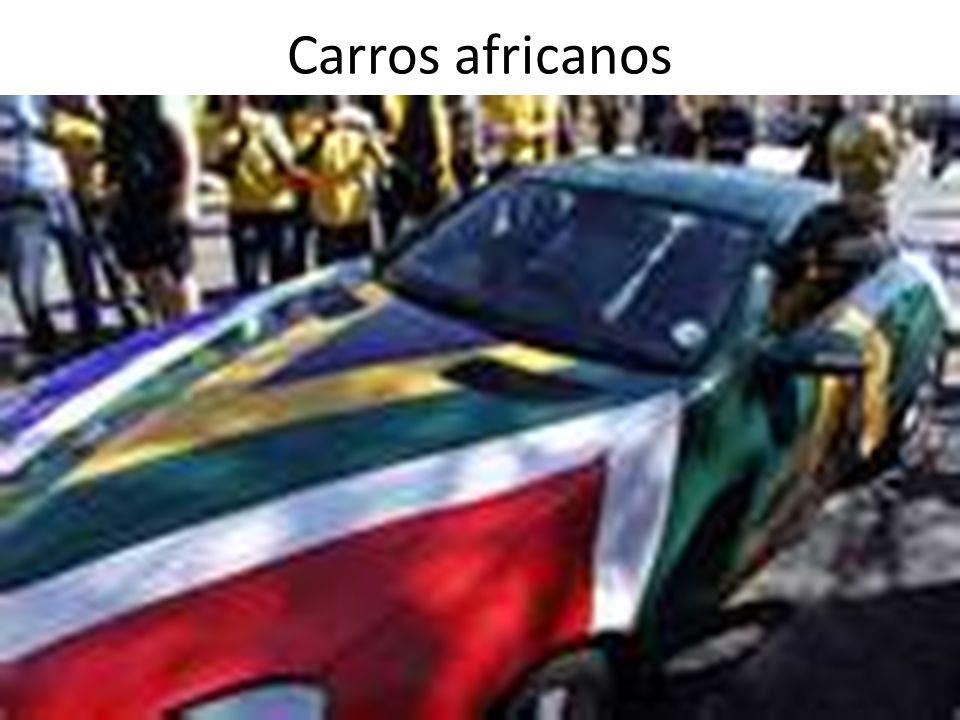 Carros africanos