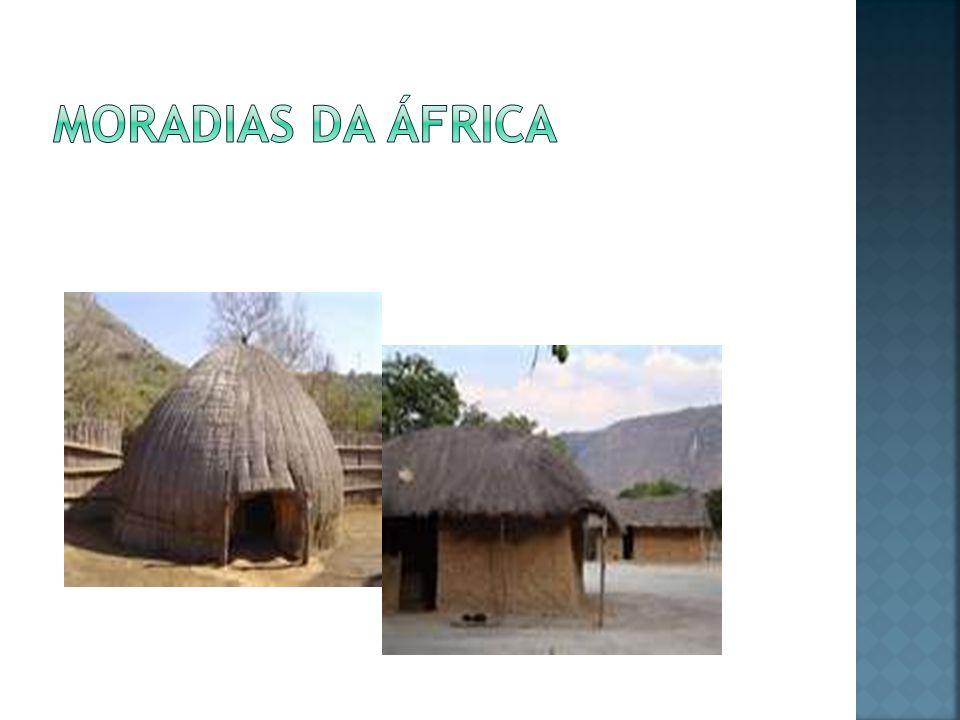 Moradias da África