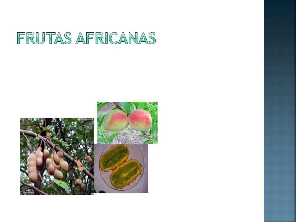 Frutas africanas