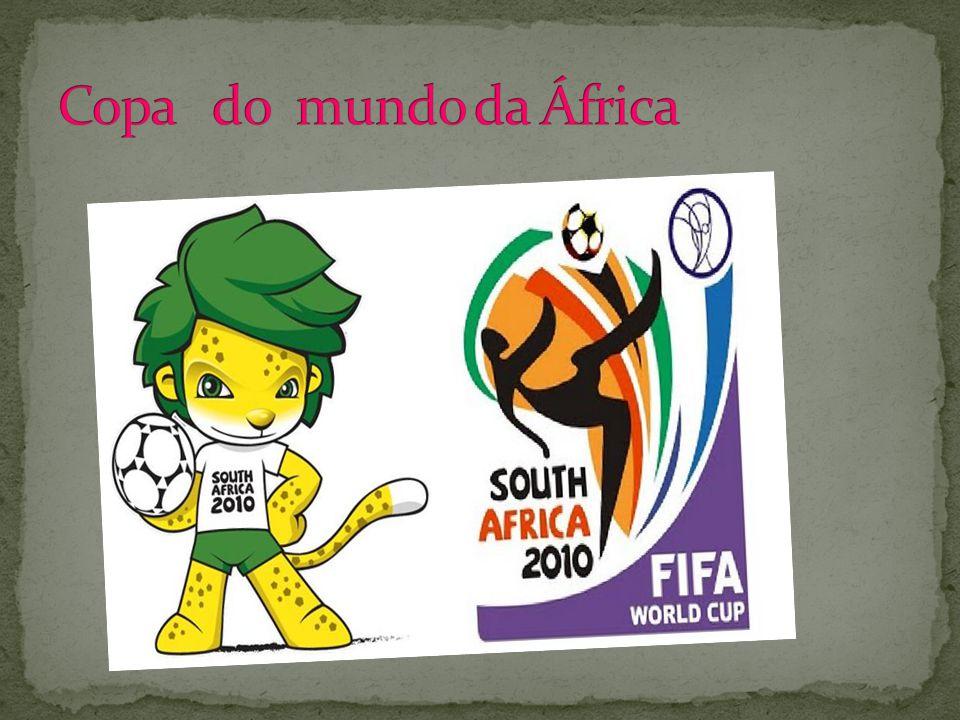 Copa do mundo da África