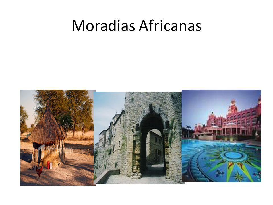 Moradias Africanas