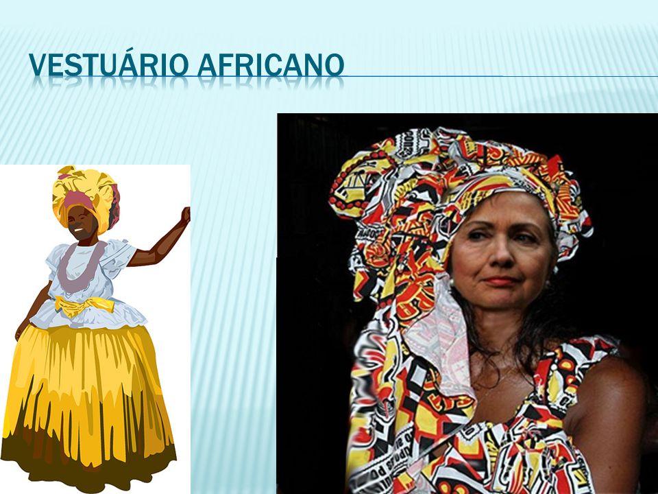 Vestuário Africano