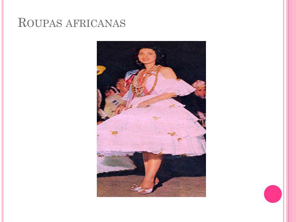 Roupas africanas