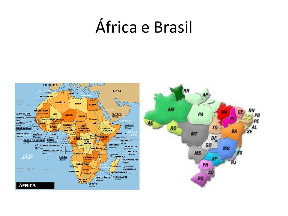 África e Brasil
