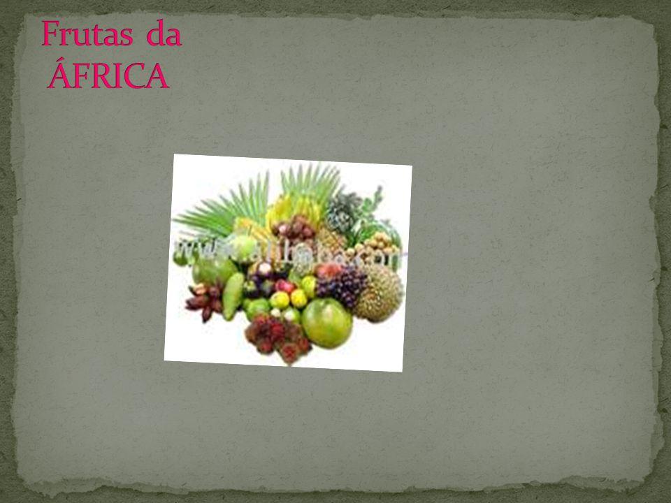 Frutas da ÁFRICA