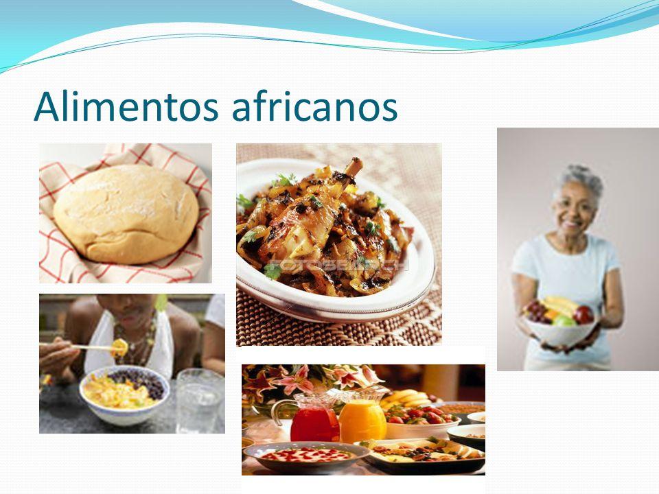 Alimentos africanos