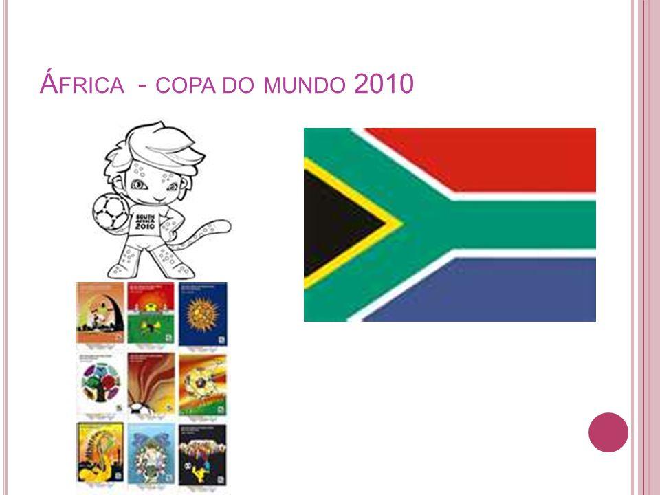 África - copa do mundo 2010