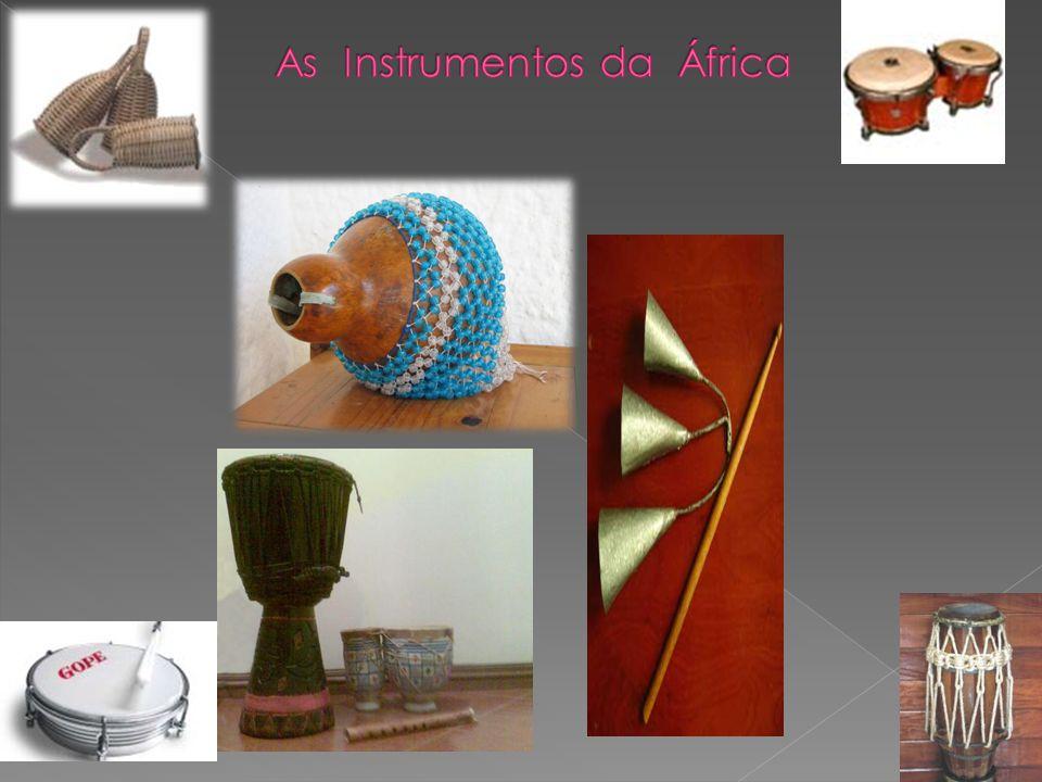 As Instrumentos da África