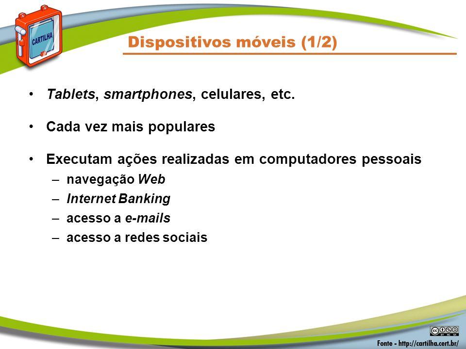 Dispositivos móveis (1/2)