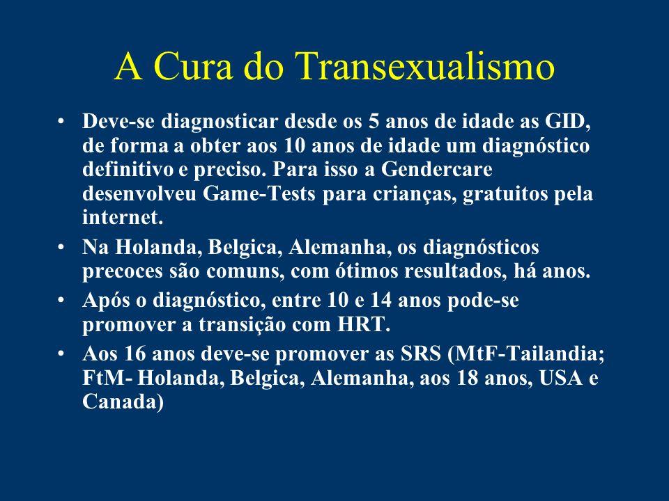 A Cura do Transexualismo