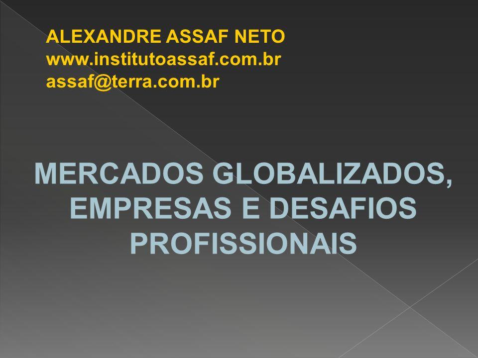 MERCADOS GLOBALIZADOS,