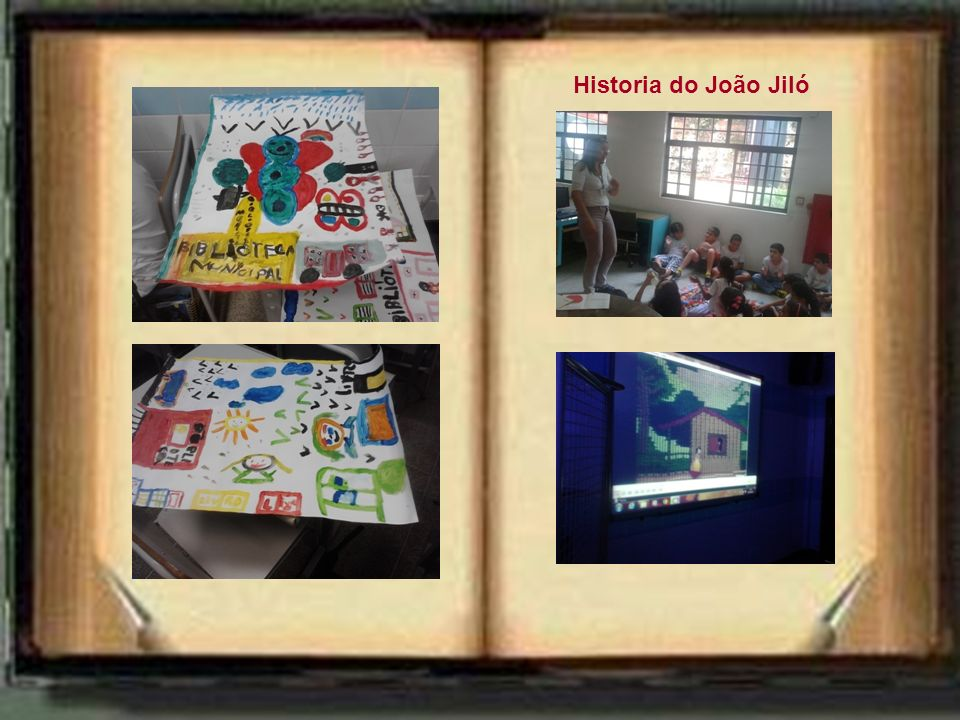 Historia do João Jiló