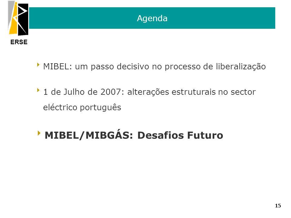 MIBEL/MIBGÁS: Desafios Futuro