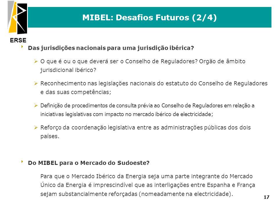 MIBEL: Desafios Futuros (2/4)