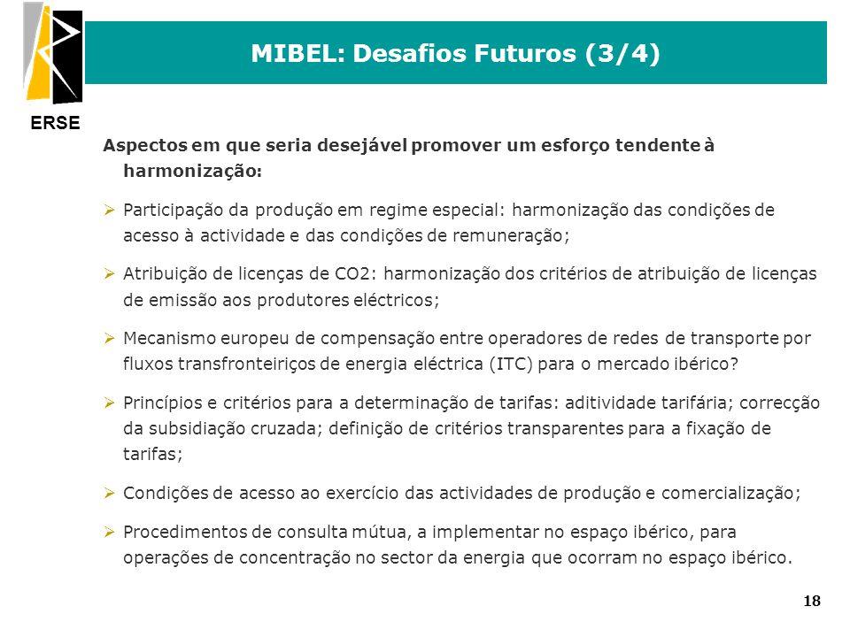 MIBEL: Desafios Futuros (3/4)