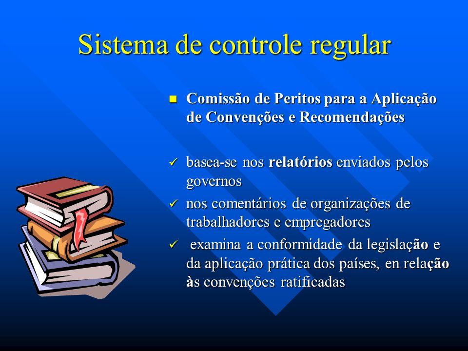 Sistema de controle regular