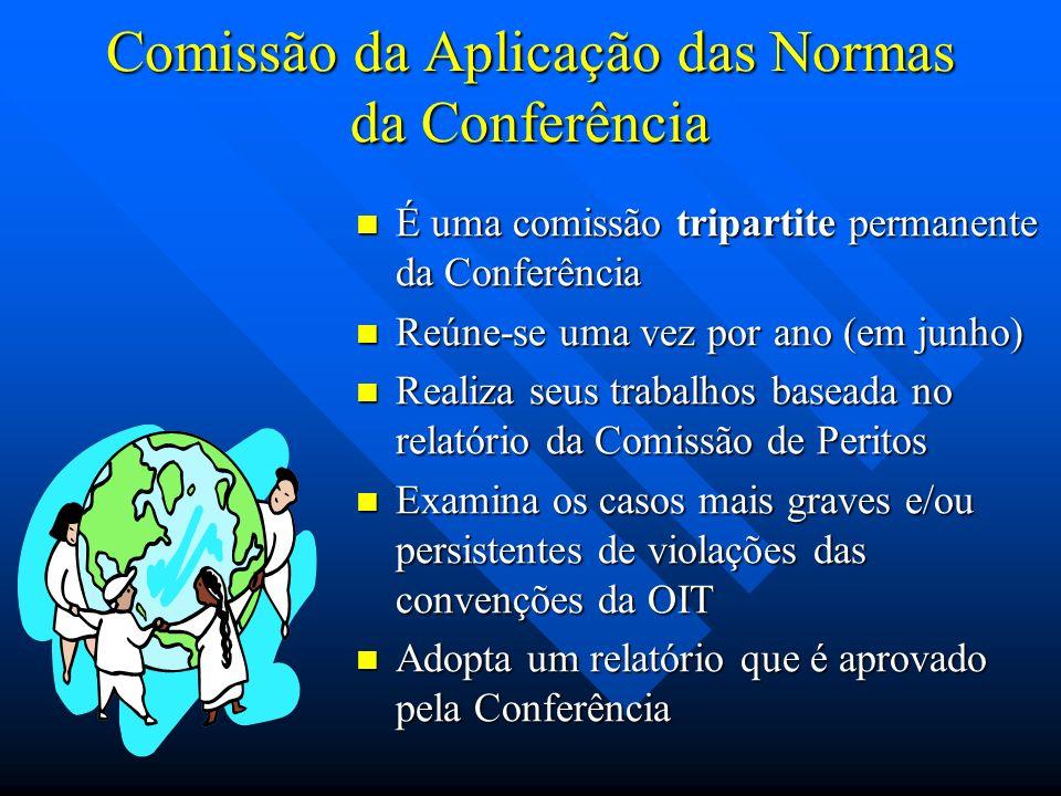 Comissão da Aplicação das Normas da Conferência