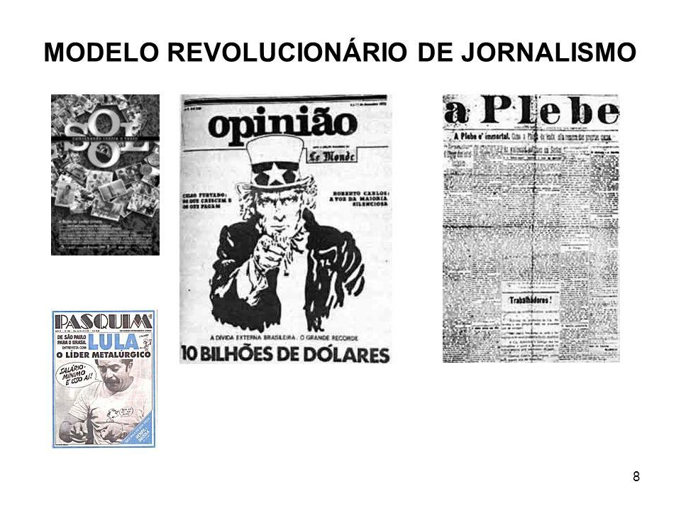 MODELO REVOLUCIONÁRIO DE JORNALISMO