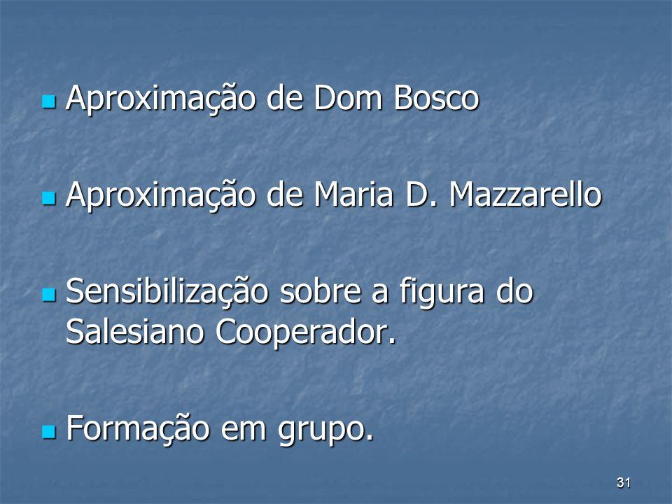 Aproximação de Dom Bosco
