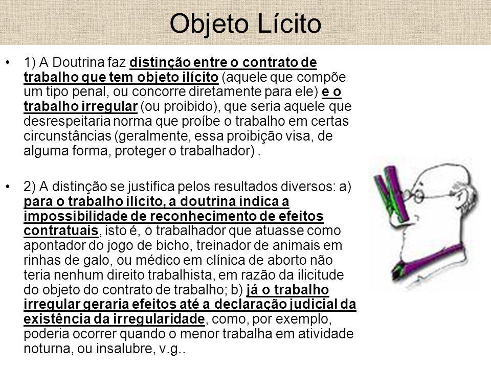 Objeto Lícito